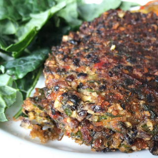 Gluten-Free Black Bean Burgers (Vegetarian Friendly!)