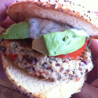 Tangy Tuna Burger Recipe Without Breadcrumbs