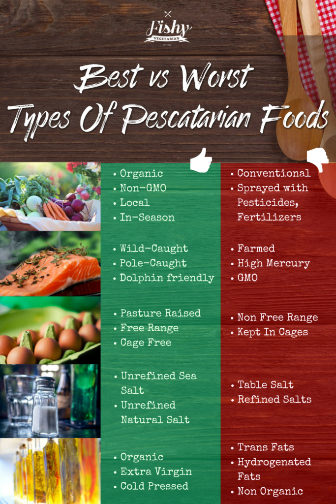 The Pescatarian Diet: Everything You Need To Know