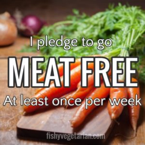Meat free pledge