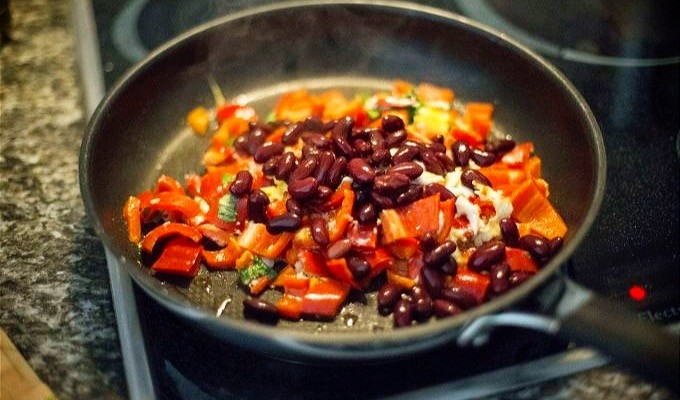 Beans you should add to your pescetarian grocery list.